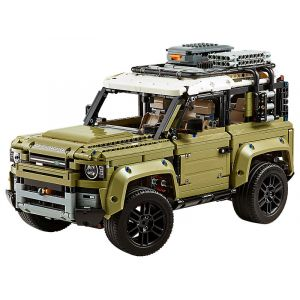 Lego Land Rover Defender Technic Jeux de Construction, 42110, Multicolore