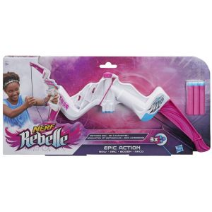 Hasbro Nerf Rebelle Arc Epic action