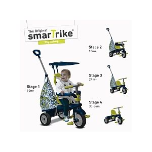 SmarTrike Tricycle Groove