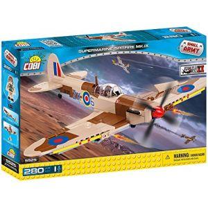 Cobi Jeux de construction - Supermarine Spitfire MK. IX
