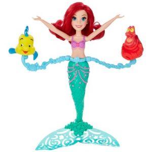 Hasbro Poupée Disney Princesses : Ariel ballet aquatique