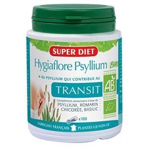Super Diet Hygiaflore Psyllium Bio 100 gélules