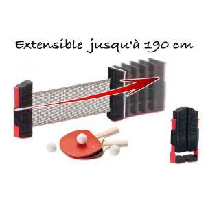 CDTS Set accessoires de ping pong - multicolore