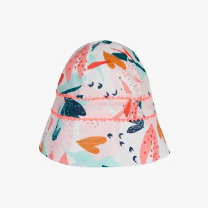 Catimini Chapeau de soleil imprimé fleurs Multicolore - Fille