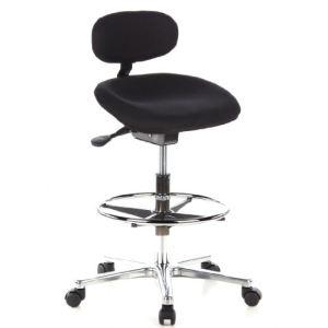 Chaise de bureau reglable en hauteur sans roulettes - Chaise de bureau reglable en hauteur sans roulette ...