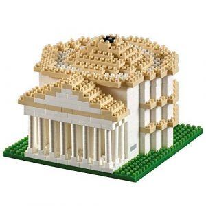 Brixies 410133 - Panthéon 3D-Motif