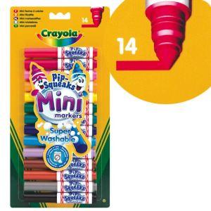 Crayola 14 mini feutres à colorier