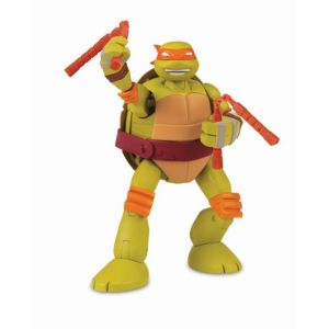 Giochi Preziosi Figurine Mutation transformable Michelangelo Tortues Ninja