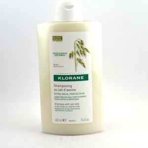 Klorane Shampooing extra-doux au lait d'avoine