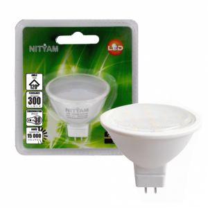 Nityam Ampoule LED SPOT GU5.3 4W