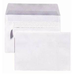 Majuscule 100 enveloppes 11 x 22 cm (80 g)