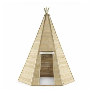 Plum Grand Wooden Teepee - Tipi