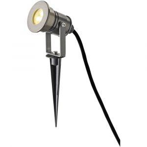 DM Lights Dasar Projector LED HV DM 233561 Inox