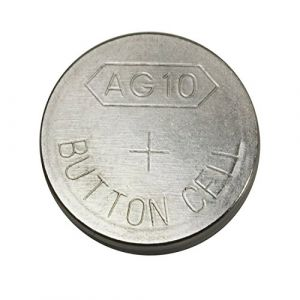 Camelion Lot de 10 Pile bouton Alkaline AG10 LR54 389 SR1130W 189