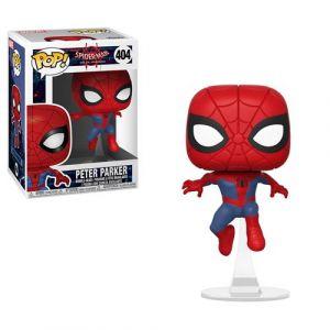 Funko Figurine POP! #404 - Spider-Man into the Spiderverse - Peter Parker