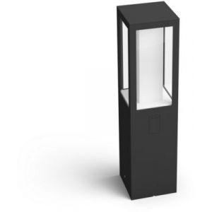 Philips Lampe connectable HUE IMPRESS Borne - Noir