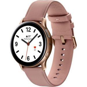 Samsung Montre connectée Galaxy Watch Active 2 Rose Acier 40mm