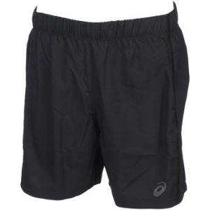 Asics 5In Short - Pantalon de running taille L, noir
