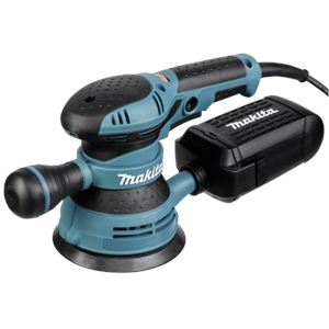 Makita BO5041 - Ponceuse excentrique Ø 125 mm 300W