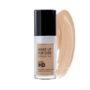 Make Up For Ever Ultra HD - Fond de teint couvrance invisible