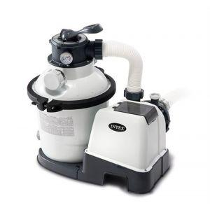 Intex 1200 GPH Sand Filter Pump W/RCD