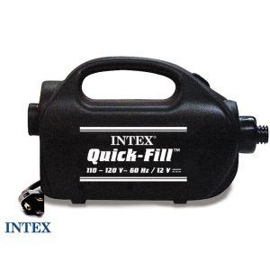 Intex Gonfleur mini compresseur électrique