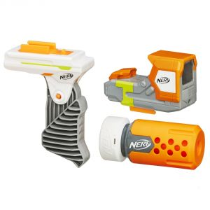 Hasbro Nerf Elite Modulus : Kit agent secret