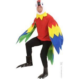 Widmann Déguisement de perroquet