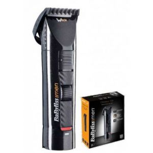Babyliss E750E - Tondeuse à cheveux et barbe rechargeable
