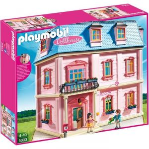 Image de Playmobil 5303 Dollhouse - Maison traditionnelle