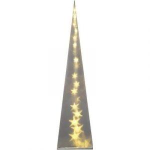 Polarlite PDE-04-002 - Pyramide LED blanc chaud