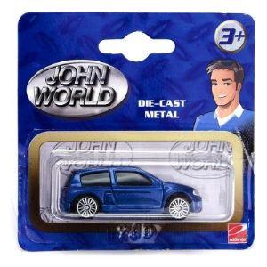 John World Voiture en métal