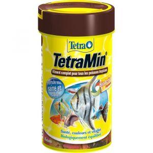 Tetra TetraMin - Aliment complet poissons exotiques 100 ml