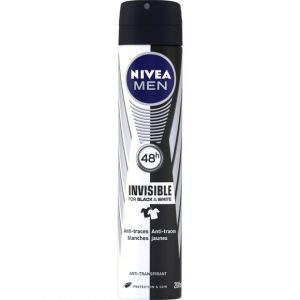Nivea Men Invisible For Black & White Original - Déodorant homme