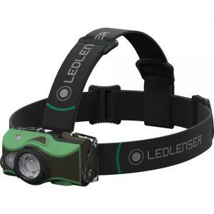 Led lenser Ledlenser Lampe Frontale MH8 vert
