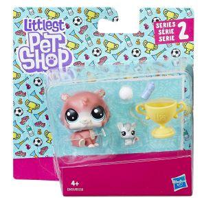 Hasbro Duo Teensiee Petshop Twitch