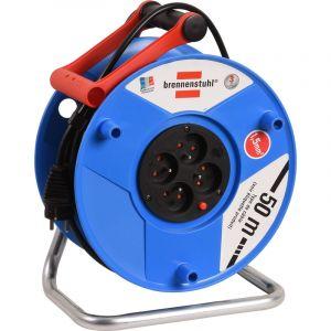 Brennenstuhl Enrouleur standard - H05 VV-F 3G 1,5 mm² - Longueur 50 m