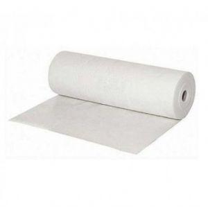Feutre géotextile 90 g/m², Longueur 25 m, Largeur 2 m Blanc H ATOUT LOISIR