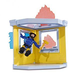 Smoby Base d'entrainement Sam Le Pompier