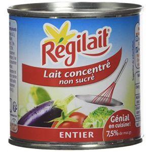 Régilait Lait concentré entier, non sucré - Les 4 pots, 680g