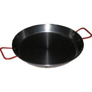 Revimport 446003 - Plat à paella pour 12 personnes en acier (46 cm)