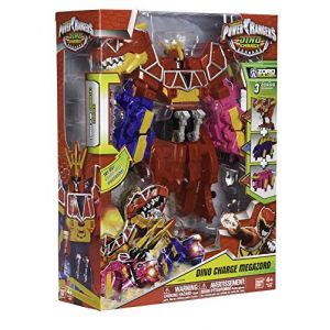 Bandai DX Megazord Power Rangers Dino Charge