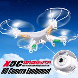 Syma Toys X5C-1 - Drone Quadcopter 2,4Ghz