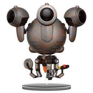 Figurine Pop! Fallout 4 : Games Vinyl Codsworth (Battle)