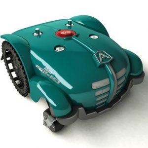 Zucchetti L200R DELUXE Ambrogio - Tondeuse robot 3000 m2