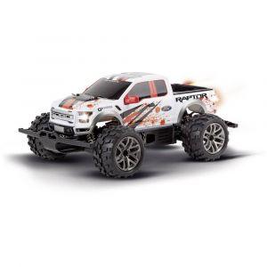 Carrera Toys Monstertruck électrique Ford F-150 Raptor 2,4 GHz 4 roues motrices prêt à rouler (RtR) 1:18