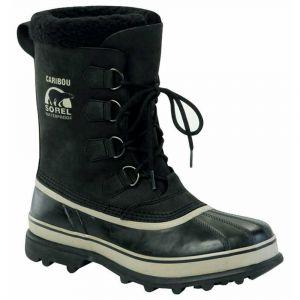 Sorel Chaussures après-ski Caribou - Black / Tusk - Taille EU 46
