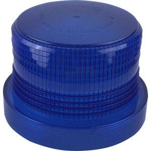 Berger & Schröter Calotte de rechange pour gyrophare 20211 bleu Adapté à=gyrophare LED 20200