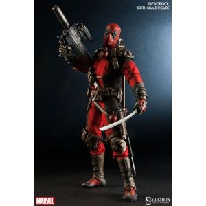 Sideshow Collectibles Figurine 1/6 Deadpool Marvel (30 cm)