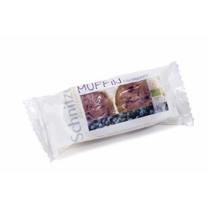 Schnitzer Muffins Myrtilles sans gluten 140g